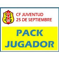 Pack jugador